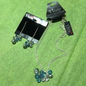 Nice Set earrings & Necklace 15% off